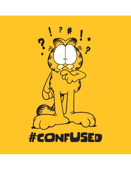 Garfield: Confused