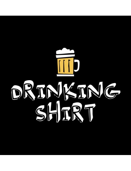 Plus Size -Drinking-Shirt