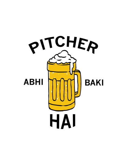 Plus Size - Pitcher Abhi Baki Hai