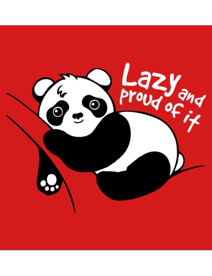Plus Size - Lazy & Proud