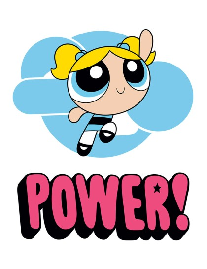 Plus Size - The Powerpuff girls: Power