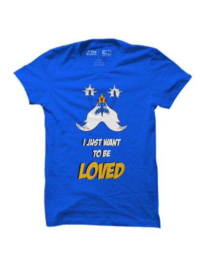Adventure Time: Want to be loved