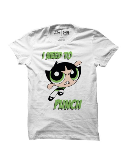 The Powerpuff Girls: Punch
