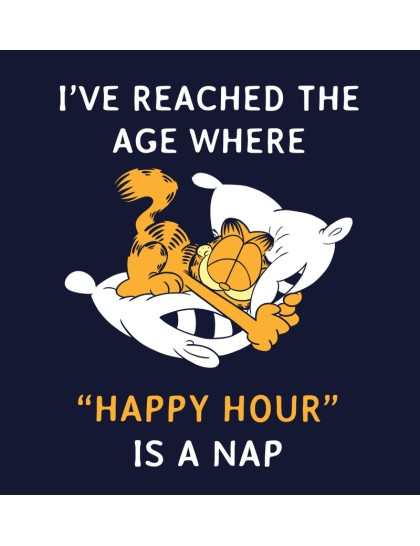 Garfield: Happy hour