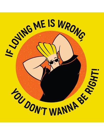 Johnny Bravo: Loving Me