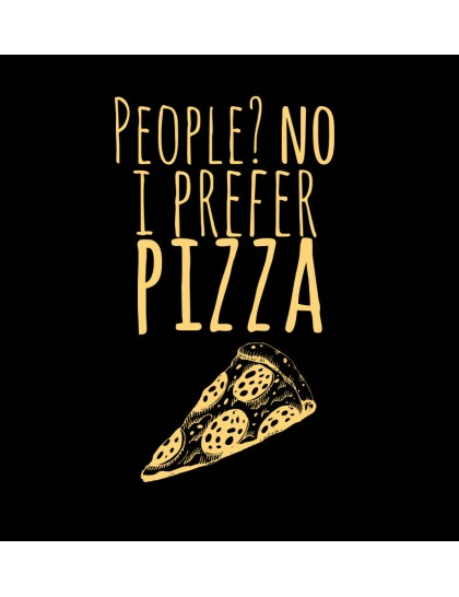 Plus Size - Pizza over people