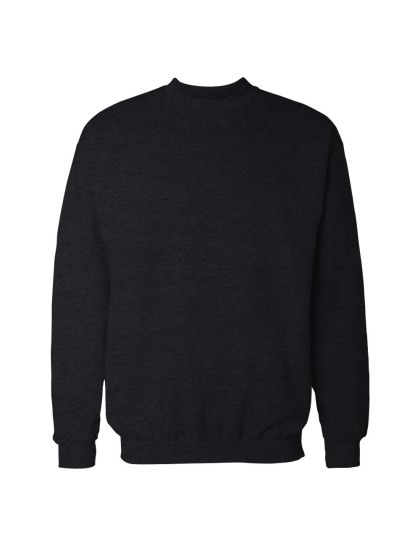 Sweatshirt: Charcoal Basics