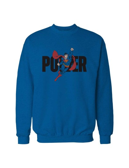 Superman Power Sweatshirt
