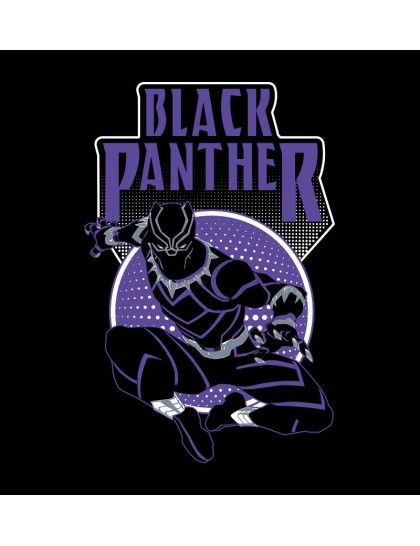 Black Panther: Stance