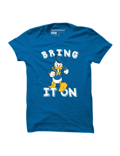 Donald Duck: Bring it on