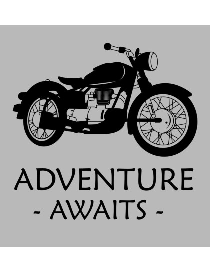 Hoodie - Adventure Awaits