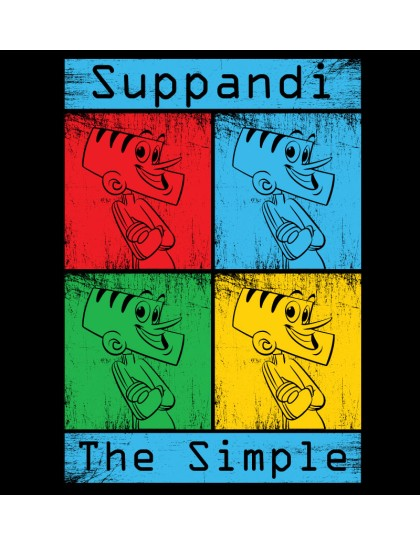 Plus Size-Tinkle: Suppandi the Simple
