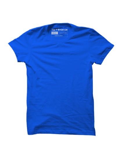 Basics: Royal Blue