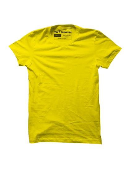 Basics: Yellow
