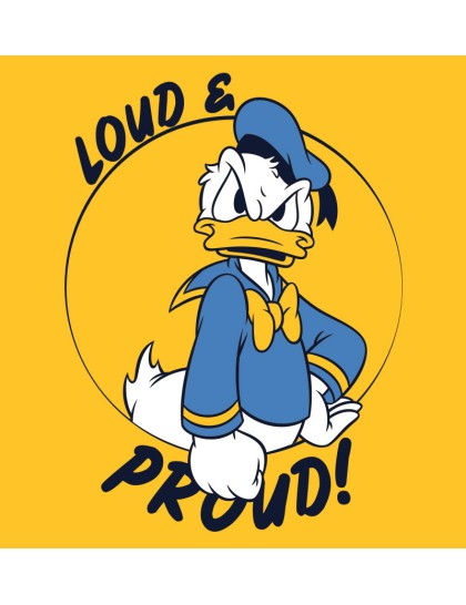 Donald Duck: Loud and Proud