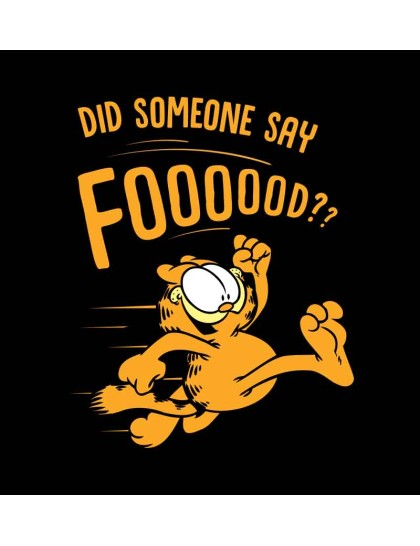 Garfield: Foood
