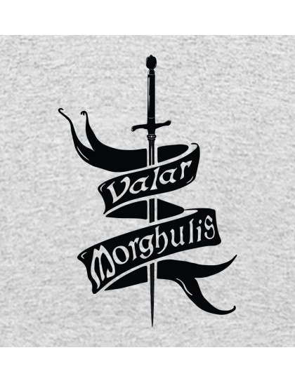 Hoodie - Game of Thrones: Valar Morghuils