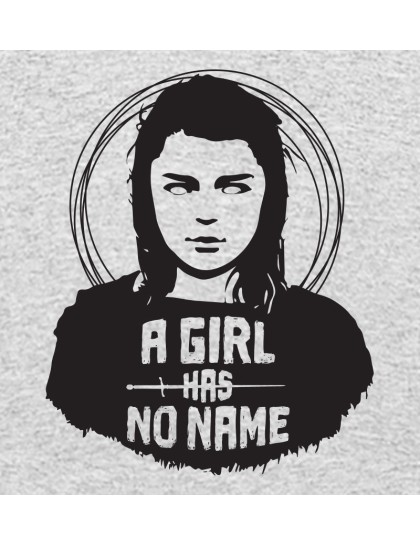 Hoodie - Game of Thrones: A girl has no name