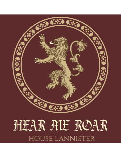 Hoodie - Game of Thrones: Hear me Roar