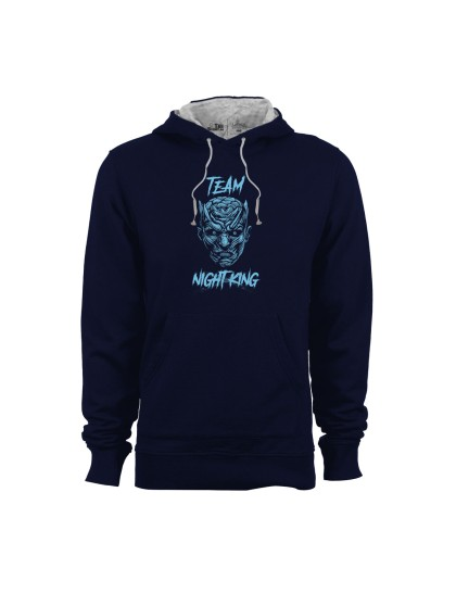 Hoodie - Game of Thrones: Team Night king