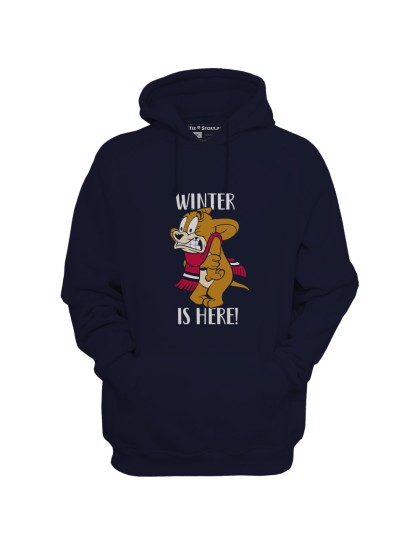Hoodie - Tom and Jerry: Winter