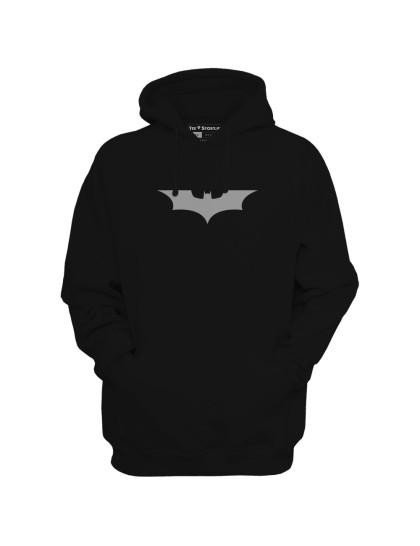 Batman Hoodie : Dark Knight Logo