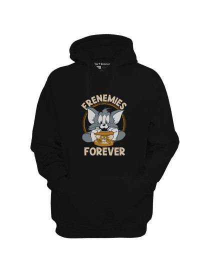 Tom and Jerry Hoodie : Frenemies