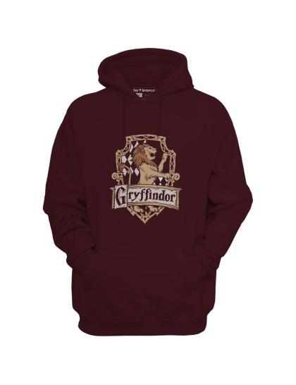 Hoodie - Harry Potter: Gryffindor Crest