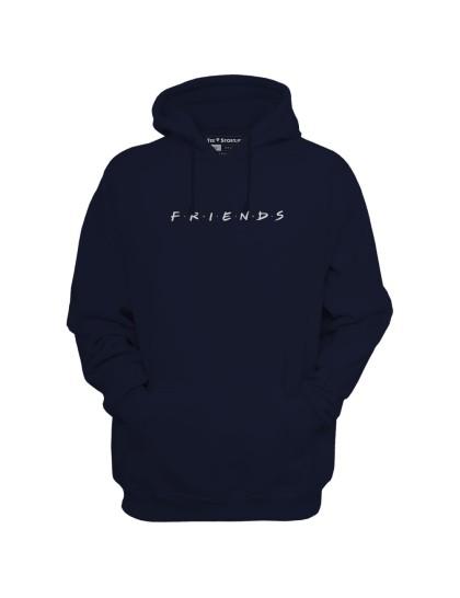 Friends Logo Hoodie
