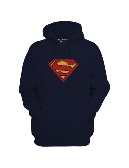 Superman Hoodie : Logo