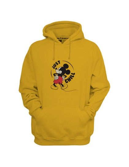 Hoodie - Mickey Mouse: Just Chill