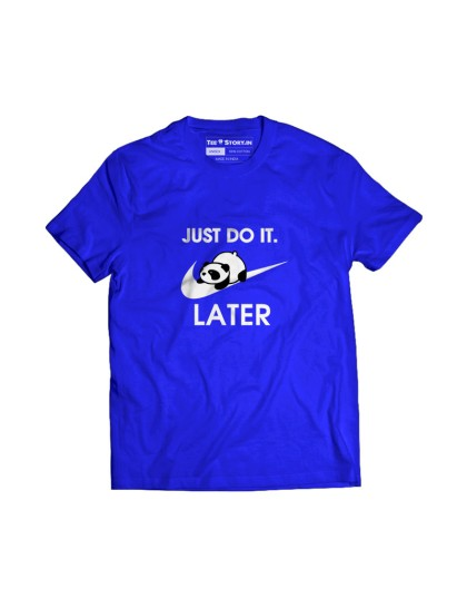 Plus Size - Just do it late