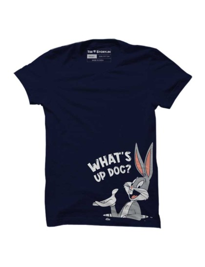 Looney Tunes: Whats up Doc? (Navy Blue)