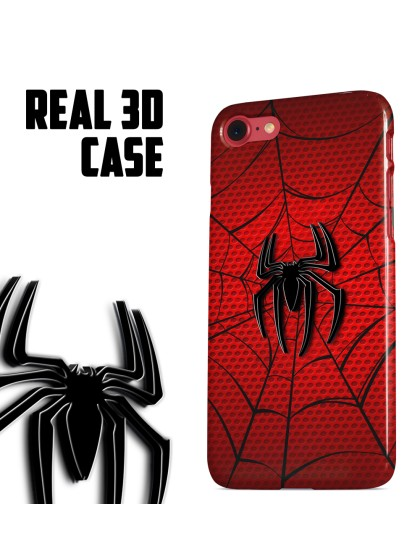 Spider-Man: Logo 3D Case