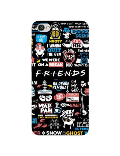 Friends: Collage
