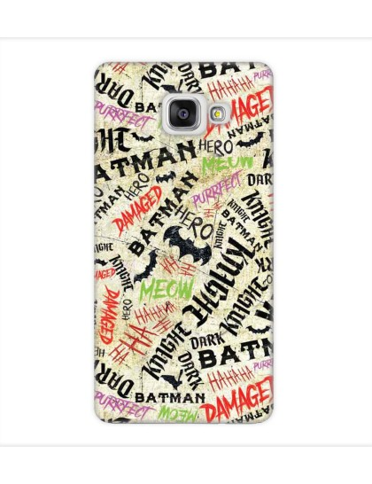 Batman: Pattern