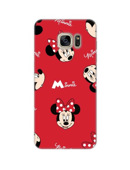 Minnie Mouse: Pattern