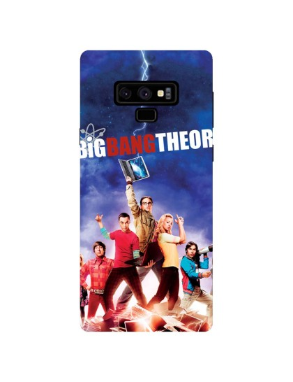 The Big Bang Theory: Gang