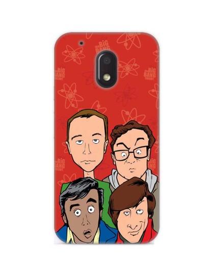The Big Bang Theory: Nerds