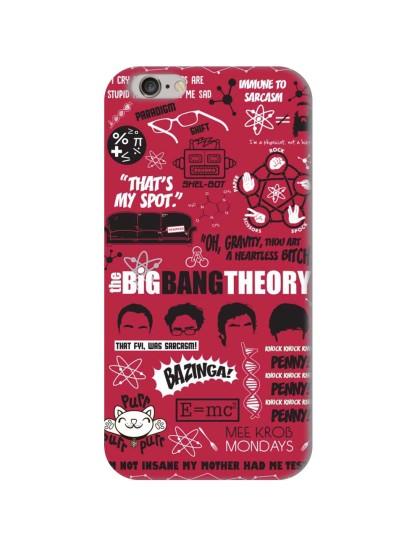 The Big Bang Theory: Collage