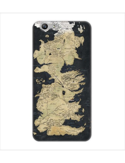 Game of Thrones: Map