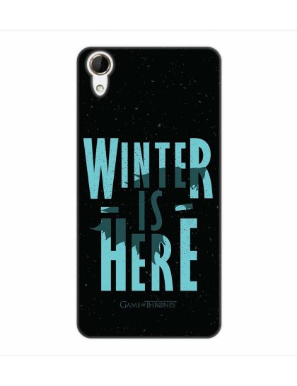 Game of Thrones: Winter is Here