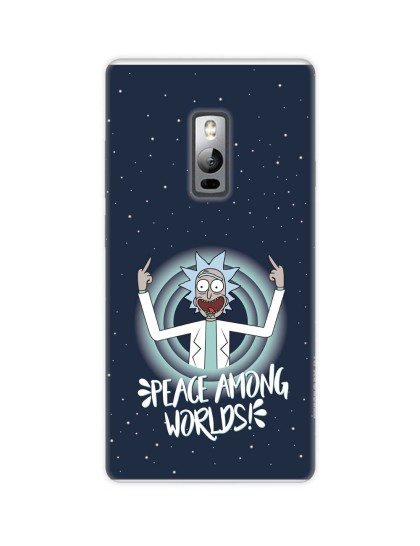 Rick and Morty: Peace Among Worlds
