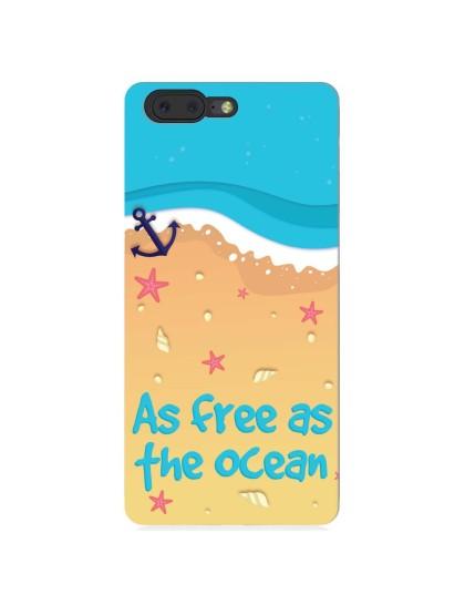 As free as the Ocean