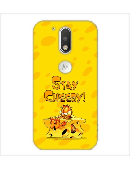 Garfield: Stay Cheesy