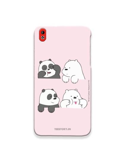 Panda and Ice