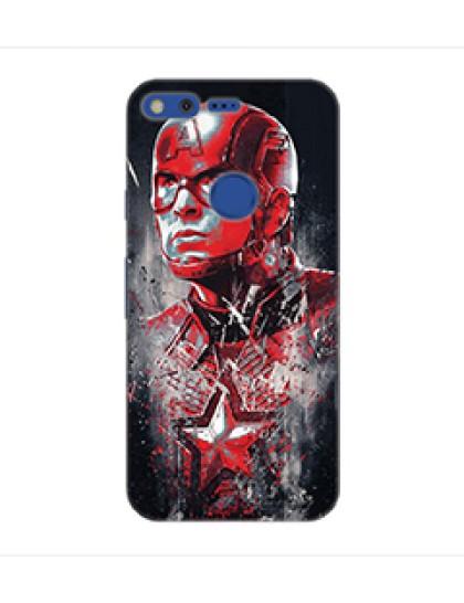 Avengers Endgame: Captain America