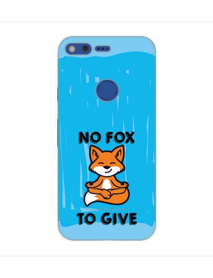 No Fox to Give