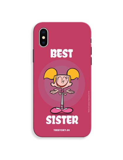 Cartoon Network: Best sister - Mobile Cover