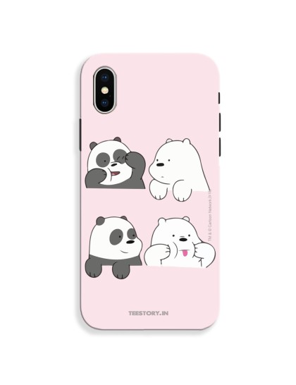 Cartoon Network: Panda and Ice- iPhone x